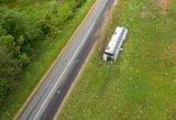 Nelaimė Rusijoje: apvirtus turistiniam autobusui žuvo 6 žmonės