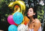 Jaunimo dievaitė Dua Lipa atšventė gimtadienį: parodė tobulą kūną