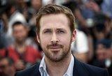 """Aktorius Ryanas Goslingas uždainuos dėl """"Oskaro"""""""