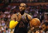 NBA paskelbė pretendentus į MVP titulą, sąrašas – be LeBrono Jameso