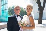 Boksininko Petrausko žmona laukiasi: atskleidė lytį