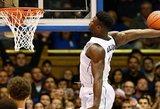 """""""Pelicans"""" netektis: sveikstančio monstriuko laukia visa NBA"""