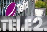 """Titanų kova: """"Telia Lietuva""""  apskundė """"Tele2"""" reklamą"""