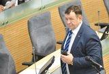 Buvęs Seimo narys Pūkas išteisintas dėl seksualinio priekabiavimo
