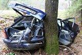 Po šeimos avarijos Trakų rajone aiškėja nemalonios detalės