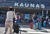 Kauno oro uostas žada 400 naujų darbo vietų