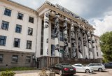 Griaus Vilniaus Profsąjungų rūmus