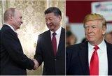 JAV, Rusija ir Kinija – prasidėjo naujas Didžiojo išlikimo žaidimo etapas?