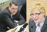 Patvirtino pirmame ture į Seimą patekusiųjų rezultatus