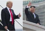 Šiaurės Korėjos iššūkis: iš ko gali rinktis Donaldas Trumpas?