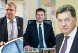 Juro Poželos perspektyvas politikoje įžvelgė visi šalies vadovai