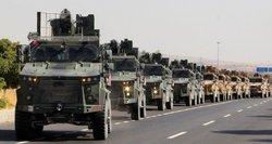 Turkija paskelbė karinių veiksmų Sirijoje pradžią