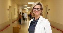 Gyvybes saugojusi kaunietė tapo ligoninės vadove: sieks progreso