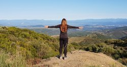 Pėsčiomis per Ispaniją: liko tik 100 kilometrų...