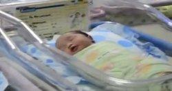 Argentinoje gimė kūdikis-milžinas