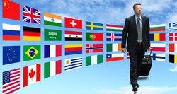 Užsienio politika Seimo rinkimuose – podukros vietoje