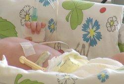 Girtutėlį kūdikį pagimdžiusiai klaipėdietei – pareigūnų žinia