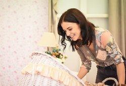 Irūna antrąkart tapo mama: išrinko neįprastą vardą