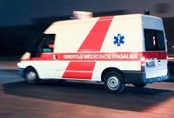 Tragiška mirtis Jonavoje: vyro gyvybė po valandos užgeso ligoninėje