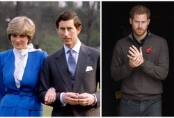 Atskleista Dianos paslaptis: tai nuo princo Charleso slėpė nėštumo metu