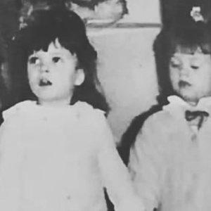 Nuotraukoje – dvi garsios seserys: ar atpažinsite, kuri yra kuri?