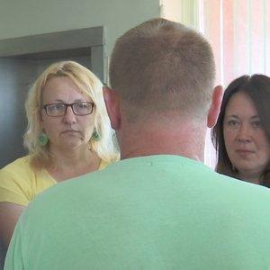 Išniekintos jurbarkietės drama: mergina iš įtariamojo gavo laišką