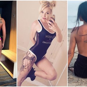 Tobulus garsenybių kūnus puošia tatuiruotės: jų reikšmė – itin gili