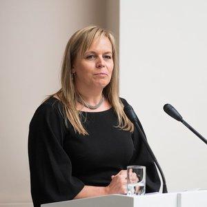 Dargužaitė apie Lietuvos moteris: jos mažesniems atlyginimams ruošiamos dar nuo lopšio