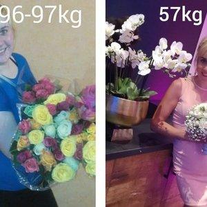 Alicija atsikratė 40 kilogramų: pavyko be sporto
