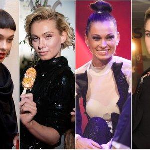 Moteris, kuriai tinka visos šukuosenos: Stasiulevičiūtės pokyčiai bėgant metams