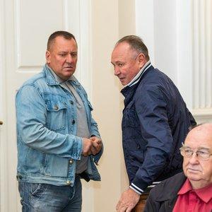 Lietuvos kontrabandos karalius siunčiamas už grotų, nuosprendį išgirdo ir Kamblevičiaus sūnus