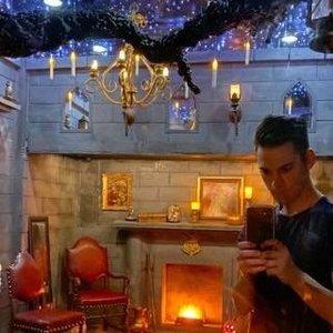 Vaikinas savo kambarį pavertė Hogvartsu: pavydėtų net pats Haris Poteris