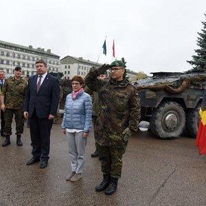 Lietuva svarsto siųsti karių į Siriją, kur dabar – tikras karas