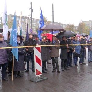 Prasideda karas: Kauno rajono gyventojai ėmėsi veiksmų dėl sujungimo