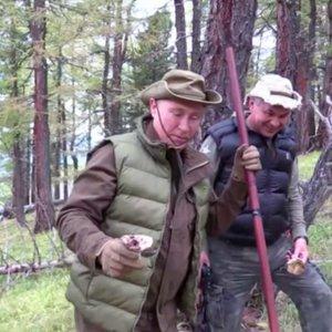 Putinas švenčia gimtadienį: pamatykite, kaip minėjo šią dieną