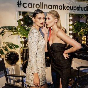 """Makiažo studijos """"Carolina make-up studio"""" 10-ies metų gimtadienyje – būrys žinomų veidų"""