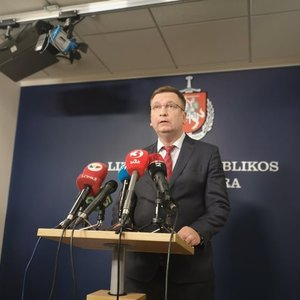 Generalinė prokuratūra: Venckienė – Lietuvoje