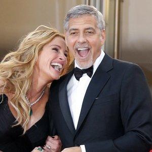 Pagaliau paaiškėjo, kas iš tiesų sieja Holivudo garsenybes Clooney ir Roberts