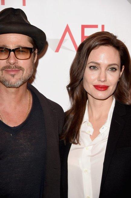 Akyse nykstanti Angelina Jolie verčia artimuosius nerimauti  (nuotr. SCANPIX)