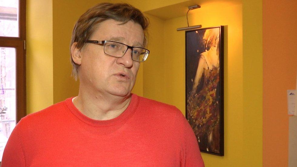 Linas Slušnys (nuotr. TV3)