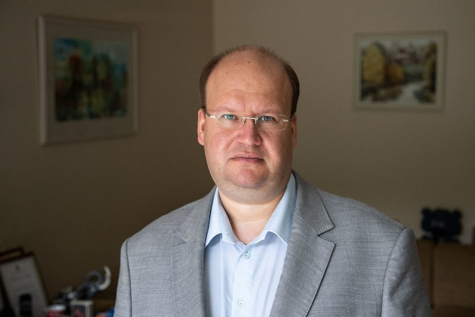 Martynas Marcinkevičius (nuotr. Fotodiena/Justino Auškelio)