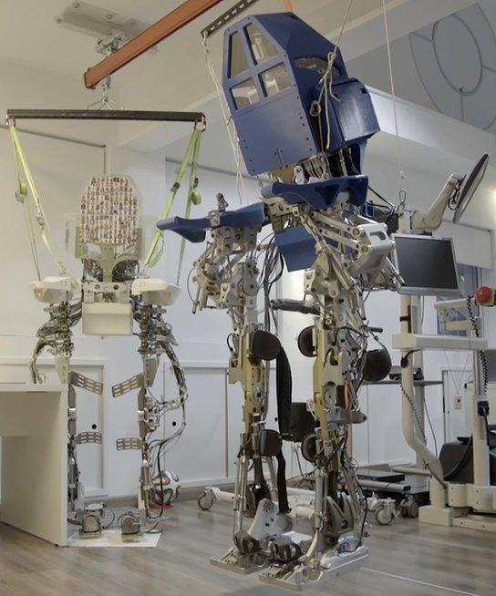 Robotai (nuotr. SCANPIX)