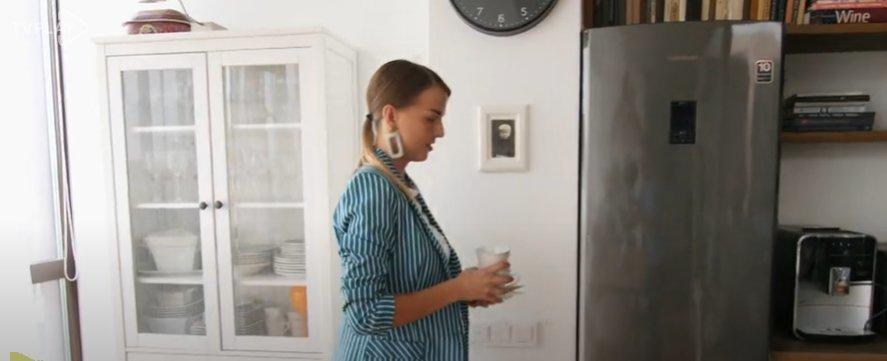 Skaisgirė parodė brangiausią daiktą savo namuose (nuotr. TV3)
