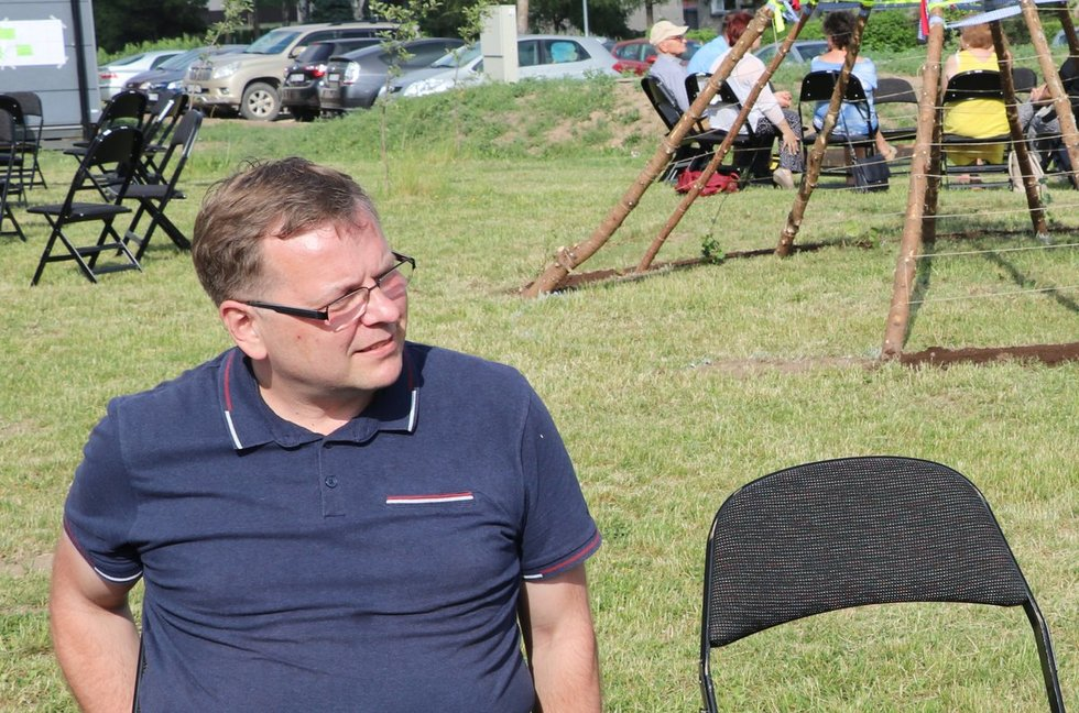 """Aukštelkės mokykloje-daugiafunkciame centre kasmet organizuojama atvira diskusija """"Geros mokyklos link"""". Sigitos Inčiūrienės nuotr."""