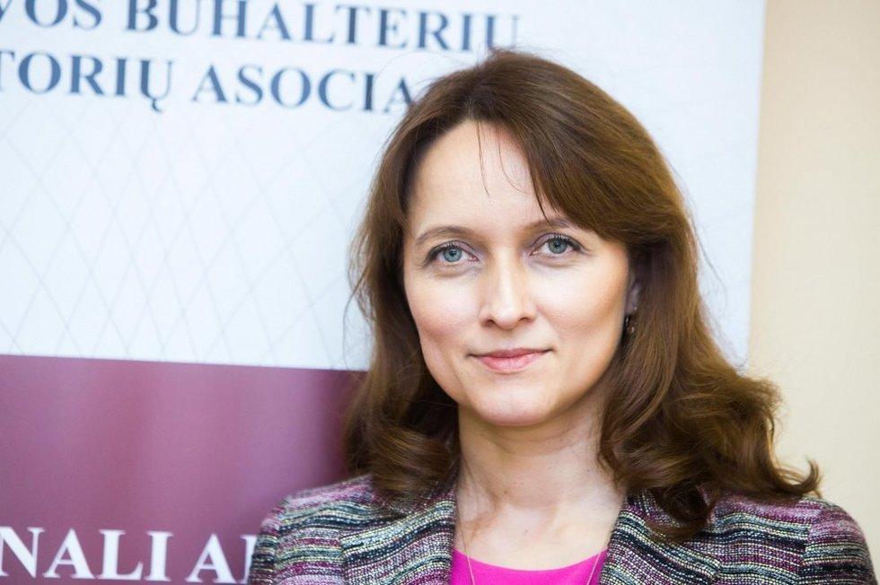 Daiva Čibirienė (nuotr. bendrovės)