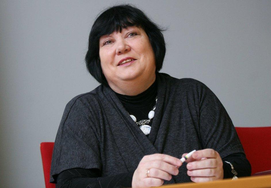 Entomologė Marija Žygutienė (nuotr. Fotodiena.lt/Karolio Kavolėlio)