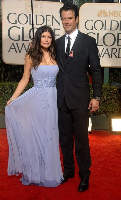 Fergie ir Joshas Duhamelis, 2010 m.  (nuotr. Vida Press)