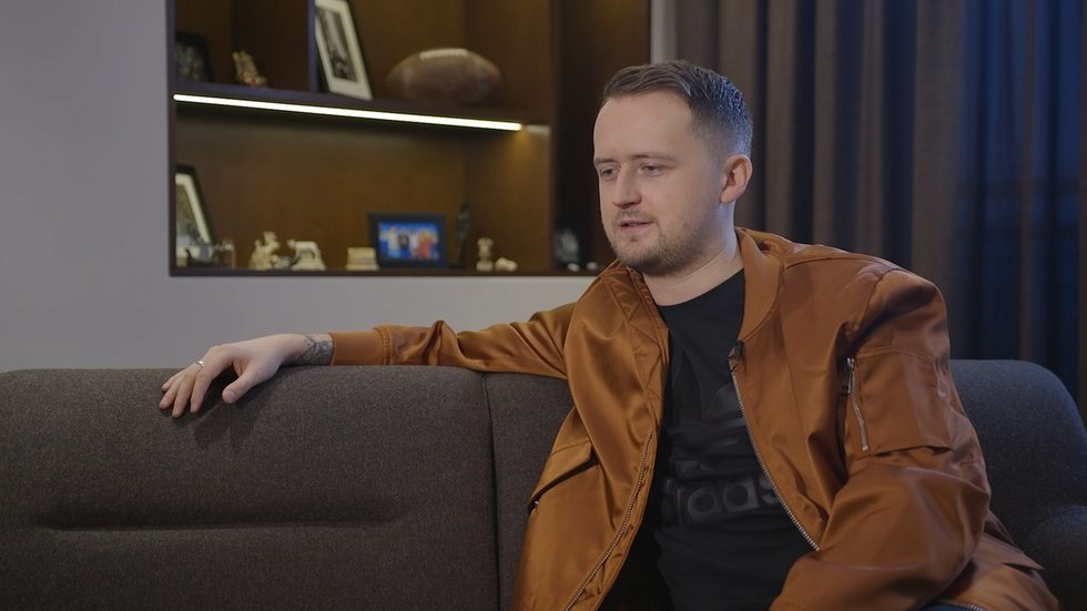 Mantas Katleris  (nuotr. TV3)