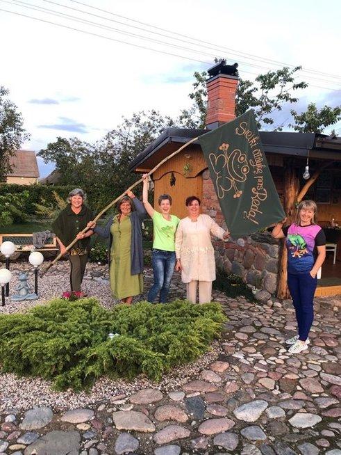 Reda gali didžiuotis įspūdinga savo kolekcija, kuri yra didžiausia Lietuvoje