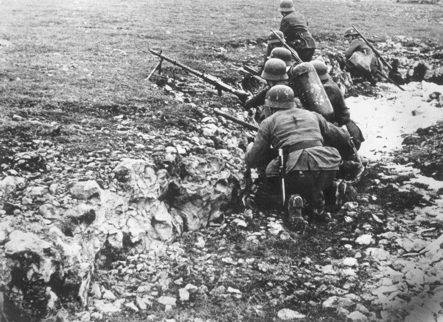 Sevastopolis, 1942 (nuotr. Vida Press)